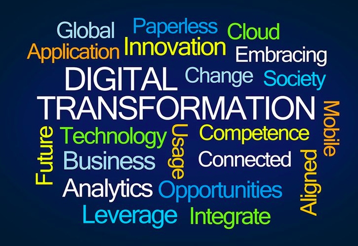 Project management trend 10 digital transformation