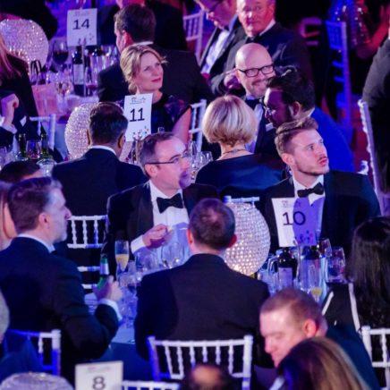 PMI UK Awards audience