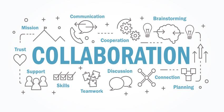team collaboration Flow