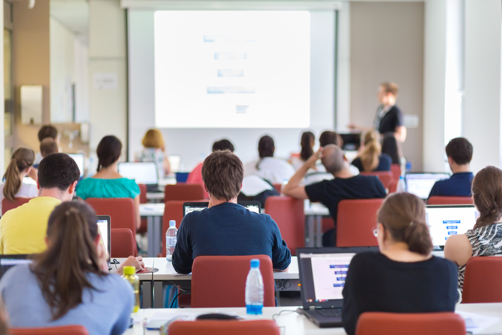 Photo of Workshop at a University