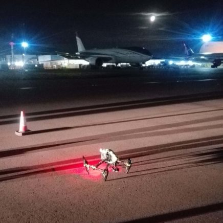 Photo of Drone in the Airport